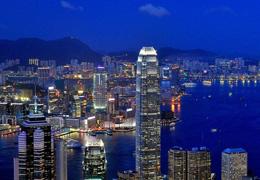 中国香港  Hong Kong
